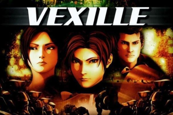 Vexille 2077 – film, kde řekli mnohé