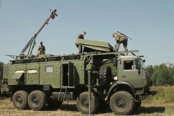 Prvé použitie ruského systému elektronického boja Murmansk-BN vyplo komunikáciu NATO v Európe